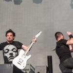 Gojira ©Benjamin Pavone @Download Festival - Longueur d'Ondes