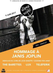 Hommage Janis Supersonic - Longueur d'Ondes