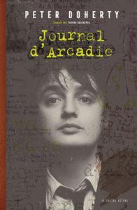Peter Doherty, le livre Journal d'Arcadie sur Longueur d'Ondes