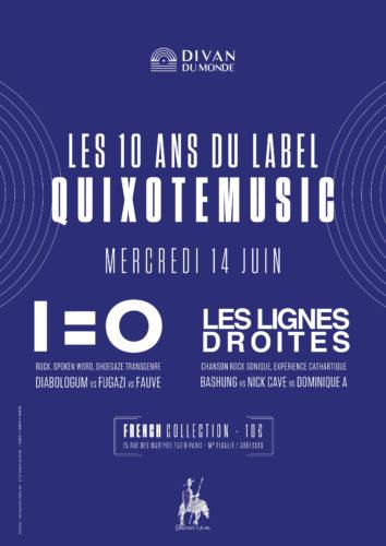 Quixotemusic - Longueur d'Ondes