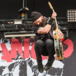 Rancid ©Benjamin Pavone @Download Festival - Longueur d'Ondes