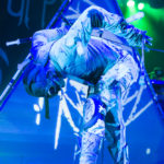 Skinny Puppy ©Benjamin Pavone @Download Festival - Longueur d'Ondes