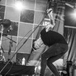 Touché Amoré ©Benjamin Pavone @Download Festival - Longueur d'Ondes