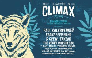 CLIMAX, LE FESTIVAL ÉCOLO