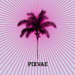 Pixvae, son album eponyme sur Longueur d'Ondes