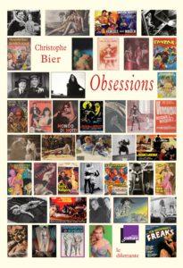 Christophe Bier, son livre Obsessions sur Longueur d'Ondes