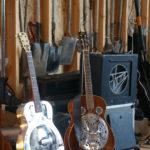 Dans l shed ©Serge Beyer @Petite Vallee - Longueur d'Ondes