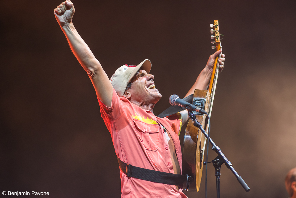 Manu Chao - Photo : Benjamin Pavone