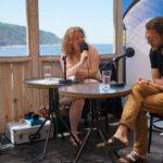 Radio face a la mer ©Serge Beyer @Petite Vallee - Longueur d'Ondes