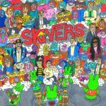 Skivers EP - Longueur d'Ondes