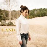 Fredda, son album Land sur Longueur d'Ondes