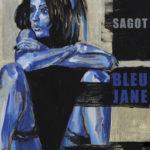 Sagot, son album Bleu Jane sur Longueur d'Ondes