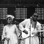 Amadou & Mariam ©Clemence Rougetet @Printemps Solidaire - Longueur d'Ondes