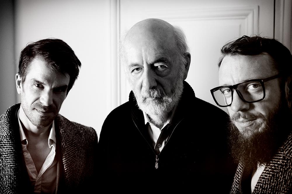Bertrand Blier X Cabadzi ©Christophe Crenel - Longueur d'Ondes 82