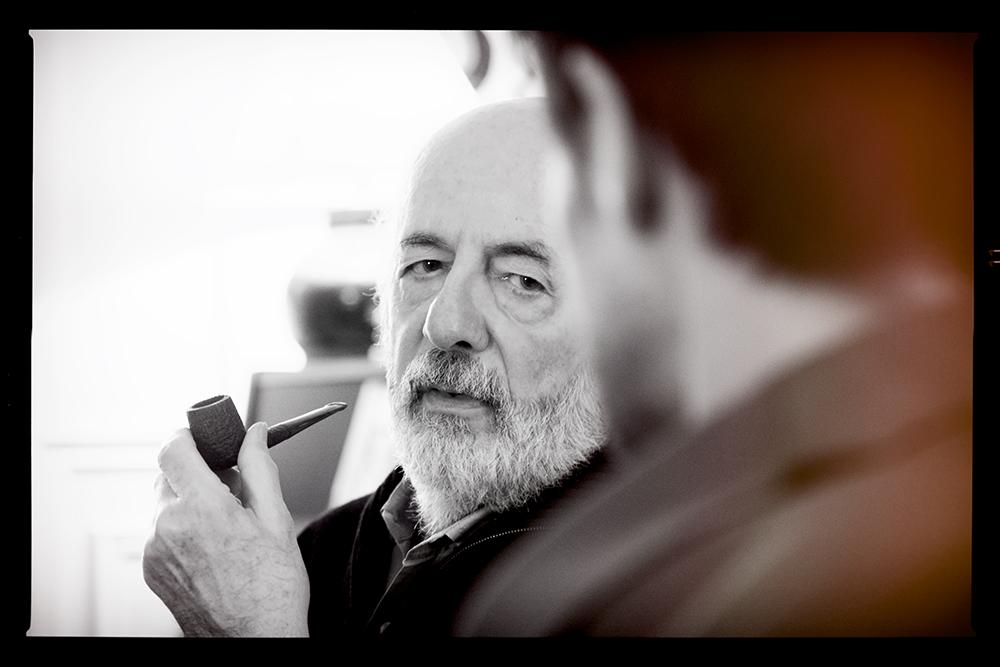 Bertrand Blier ©Christophe Crenel - Longueur d'Ondes 82
