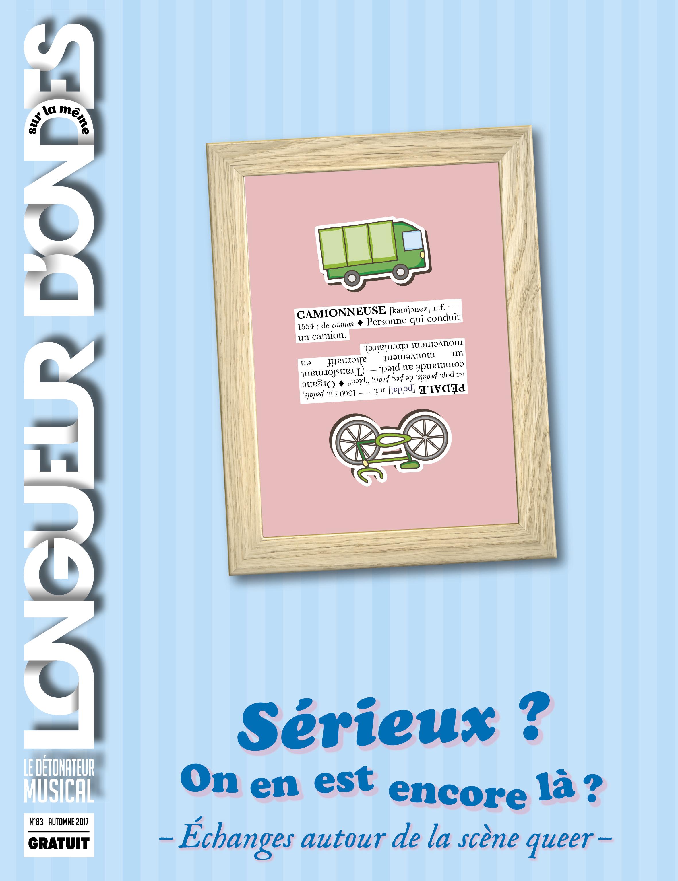 Magazine Longueur d'Ondes N°83