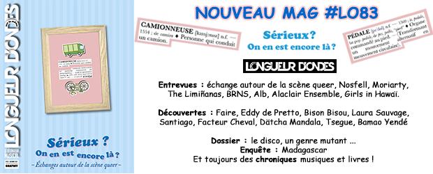 Longueur d'Ondes N°83 - LO83