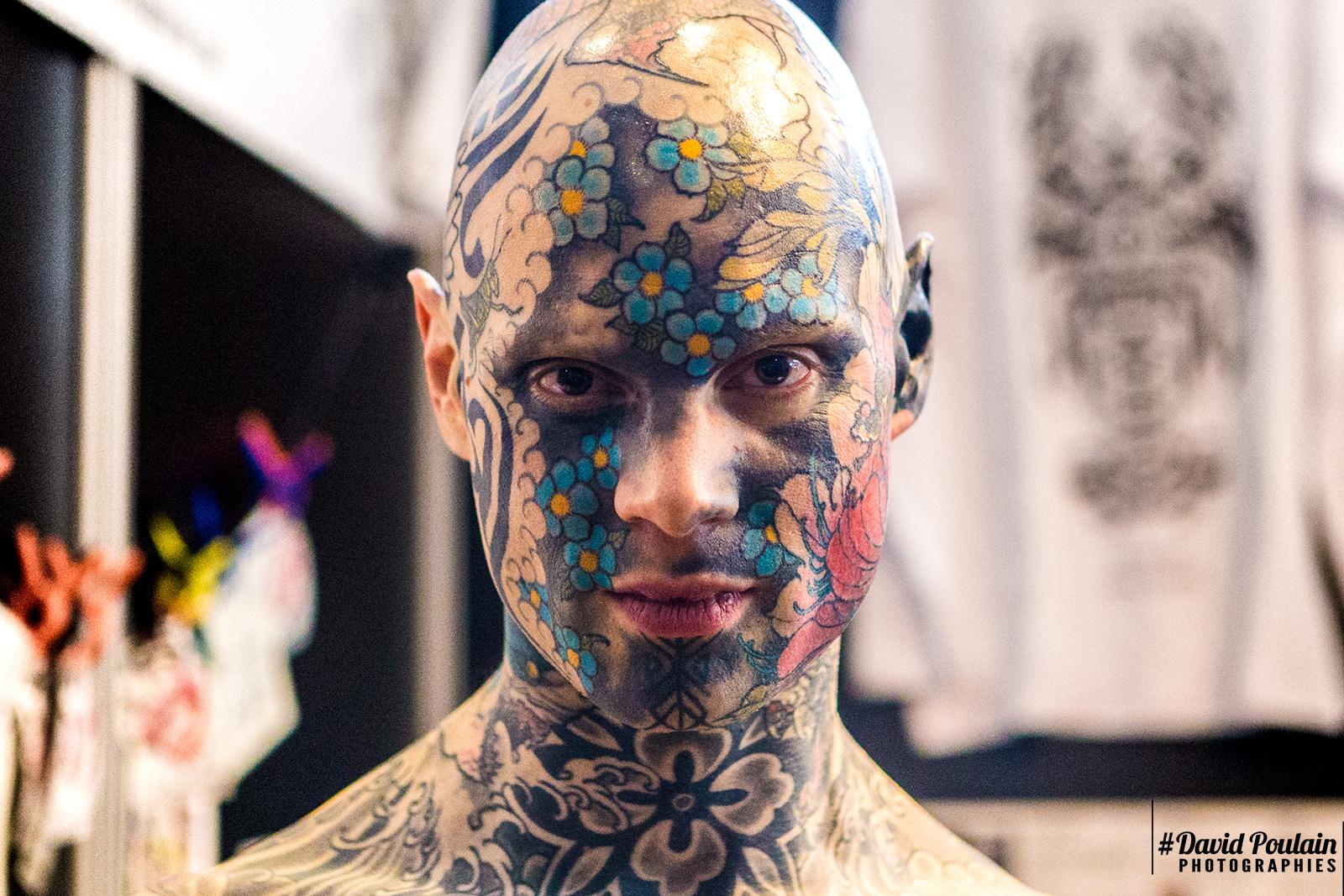 Salon Mondial Du Tatouage Longueur D Ondes