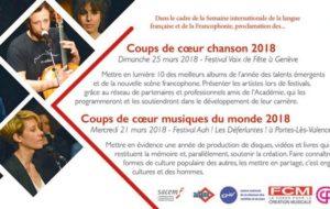 Académie Charles Cros 2018