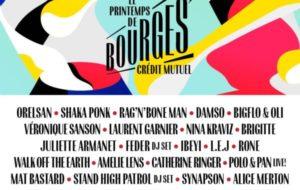 Concours Printemps de Bourges 2018