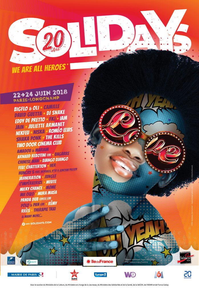 Festival Solidays 2018