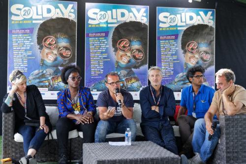 Conférence Solidays 2018 - © Dan Pier