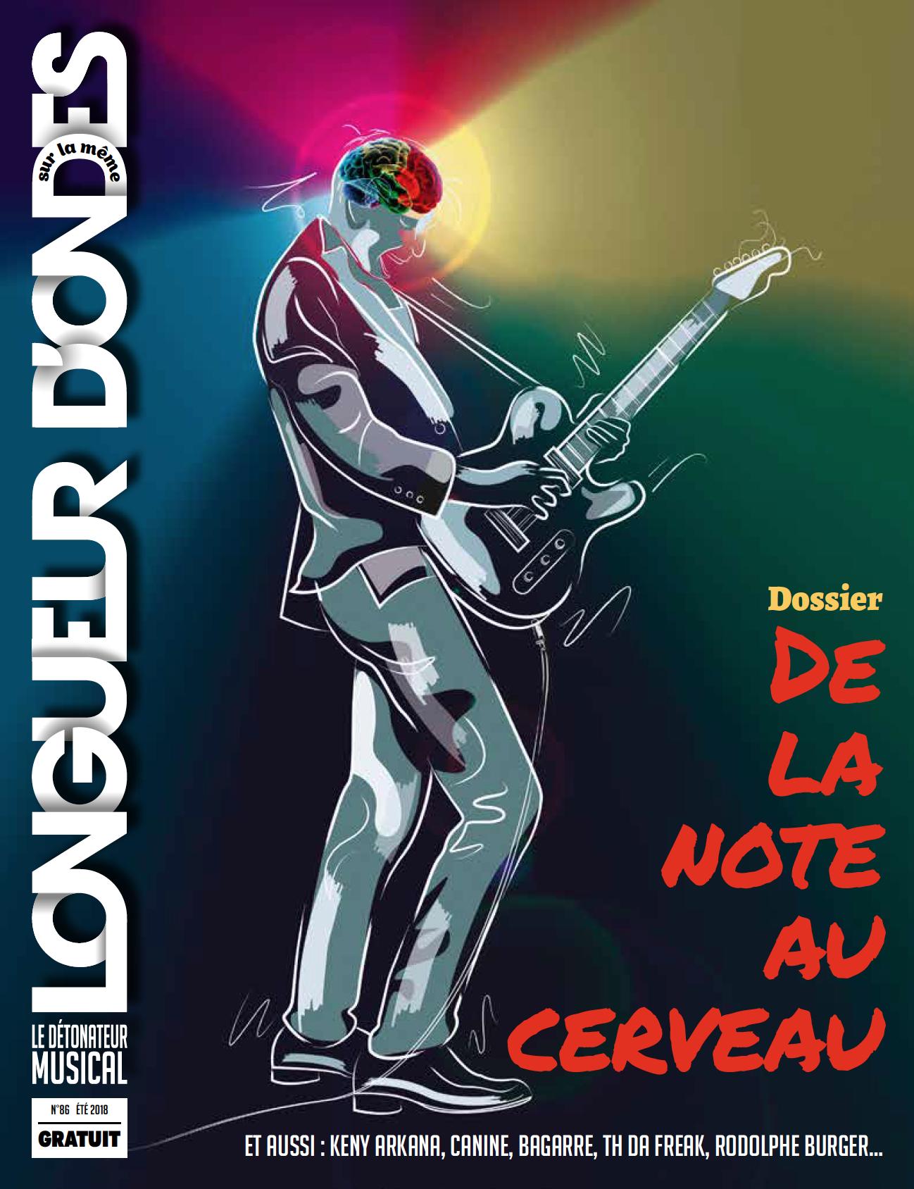 Magazine Sur La Même Longueur d'Ondes n°86