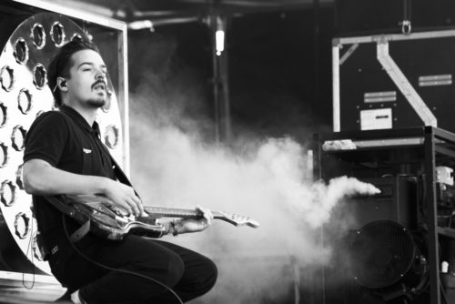 Milky Chance - Solidays 2018. ©Clémence Rougetet
