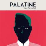 """Palatine, leur album """"Grand paon de Nuit"""""""