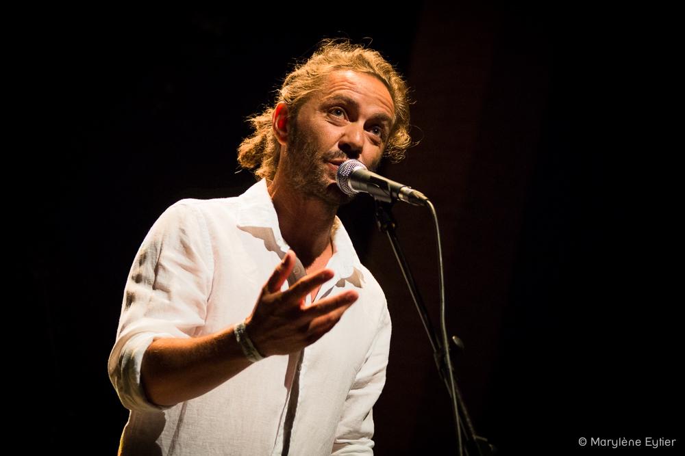 Govrache a remporté le prix Magyd Cherfi Public et Pro. Pause Guitare 2018 - Govrache © Photo : Marylène Eytier