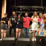 Pause Guitare 2018 - Remise du Prix Magyd Cherfi Pro et Public à Govrache © Photo : Marylène Eytier