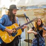 Pause Guitare 2018 - Shaun Ferguson - Expérience Acadie © Photo : Marylène Eytier