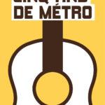 """Fred Alpi, son livre """"Cinq ans de métro"""""""