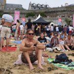 La plage ®Patrick Auffret