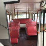 Intérieur du Bus Edward