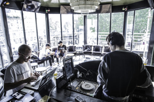 Hôtel Radio Paris ©Guendalina Flamini