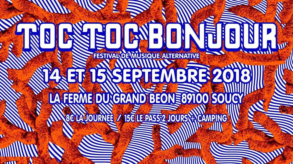Toc Toc Bonjour Festival