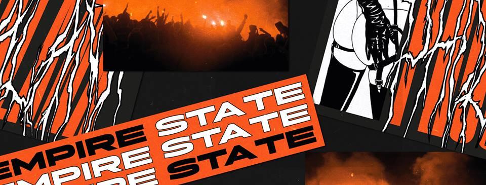 "Empire State et leur EP ""Phocean Phalanx"""