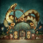 "Boa Brass Band, leur album ""Boa Brass Land"""