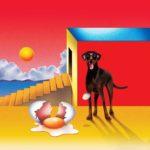 """Agar Agar, leur album """"The dog and the future"""""""