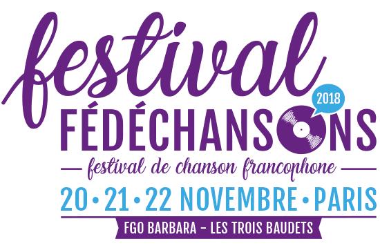 Festival Fédéchansons 2018