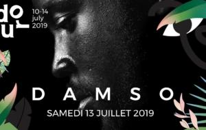 DOUR 2019 : DAMSO EN TÊTE