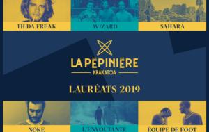 LA PÉPINIÈRE 2019