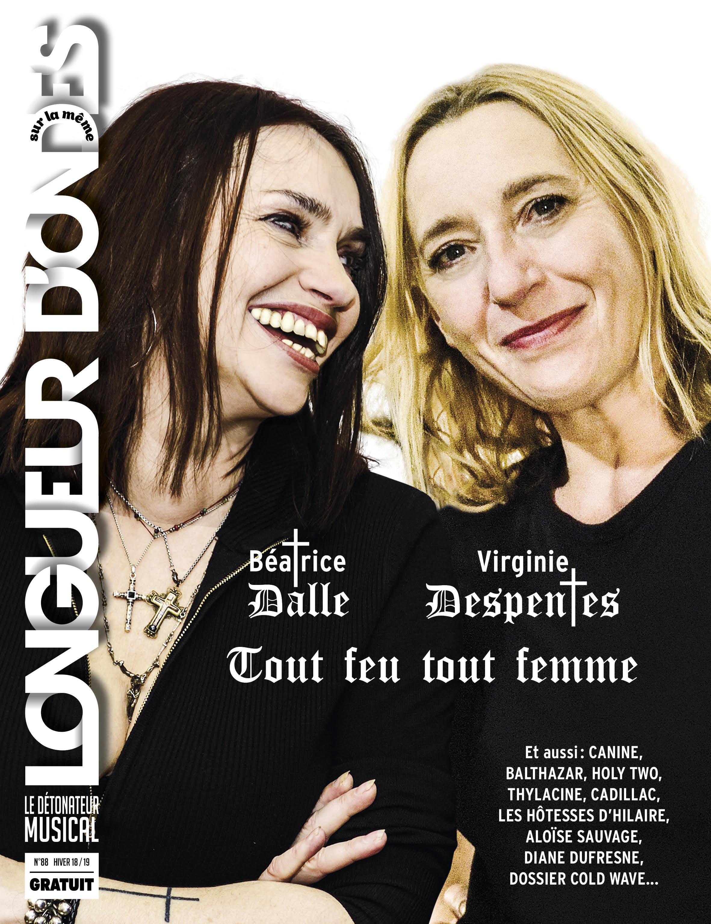 Magazine Sur La Même Longueur d'Ondes n°88
