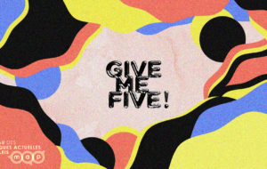 GIVE ME FIVE !