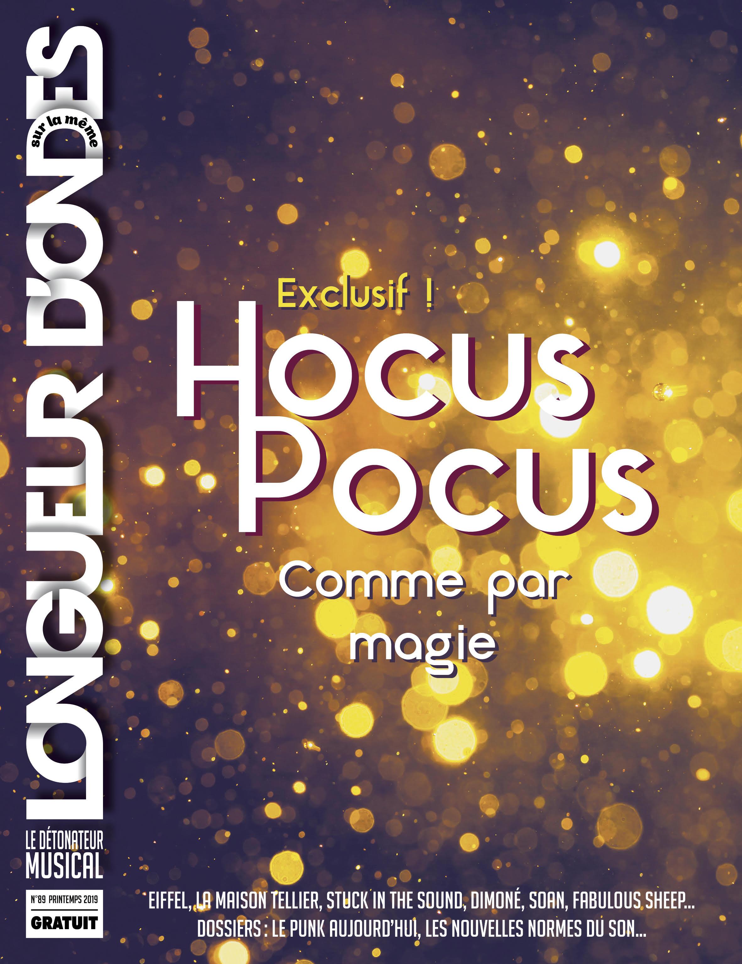 Magazine Sur La Même Longueur d'Ondes n°89