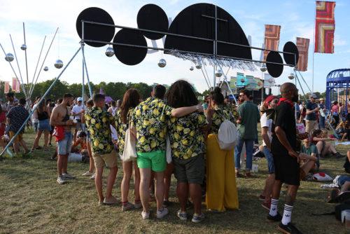 Un public citron
