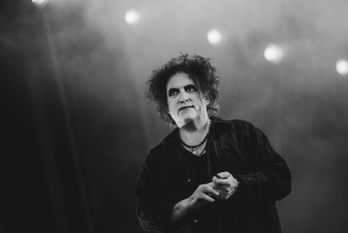 Rock en Seine - The Cure ©Emilie Mauger