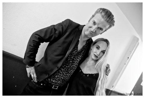 Bertrand Belin & Chloé Mons ©Jack Torrance