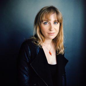 Delphine Ghosarossian, auteure du livre Faces of Sound